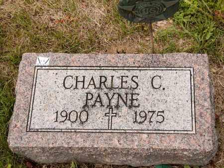 PAYNE, CHARLES C - Richland County, Ohio | CHARLES C PAYNE - Ohio Gravestone Photos