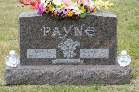 PAYNE, DORIS E - Richland County, Ohio | DORIS E PAYNE - Ohio Gravestone Photos