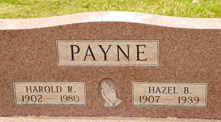 PAYNE, HAZEL B - Richland County, Ohio | HAZEL B PAYNE - Ohio Gravestone Photos