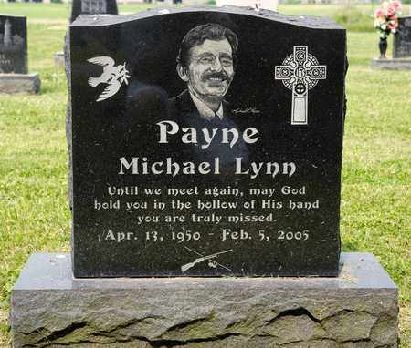 PAYNE, MICHAEL LYNN - Richland County, Ohio | MICHAEL LYNN PAYNE - Ohio Gravestone Photos
