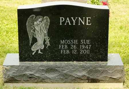 PAYNE, MOSSIE SUE - Richland County, Ohio | MOSSIE SUE PAYNE - Ohio Gravestone Photos