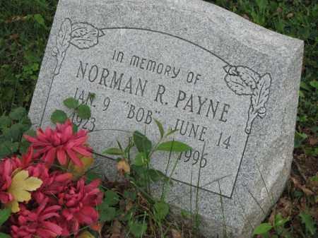 PAYNE, NORMAN R. - Richland County, Ohio | NORMAN R. PAYNE - Ohio Gravestone Photos