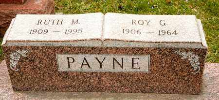 PAYNE, RUTH M - Richland County, Ohio | RUTH M PAYNE - Ohio Gravestone Photos