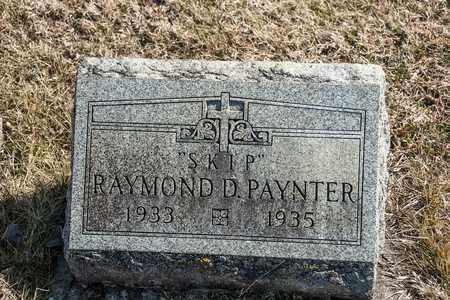 PAYNTER, RAYMOND D - Richland County, Ohio | RAYMOND D PAYNTER - Ohio Gravestone Photos