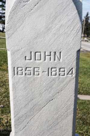 PELLETIER, JOHN - Richland County, Ohio | JOHN PELLETIER - Ohio Gravestone Photos