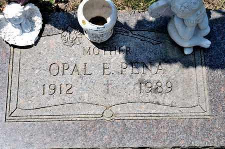 PENA, OPAL E - Richland County, Ohio | OPAL E PENA - Ohio Gravestone Photos