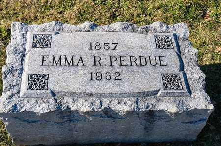 PERDUE, EMMA R - Richland County, Ohio | EMMA R PERDUE - Ohio Gravestone Photos