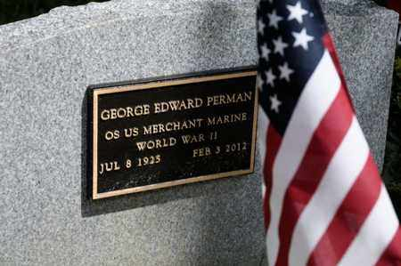 PERMAN, GEORGE EDWARD - Richland County, Ohio | GEORGE EDWARD PERMAN - Ohio Gravestone Photos