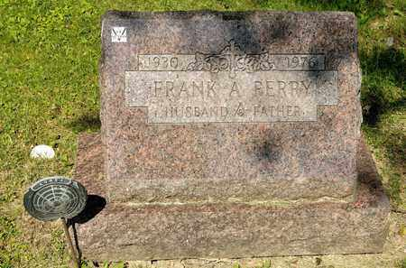 PERRY, FRANK A - Richland County, Ohio | FRANK A PERRY - Ohio Gravestone Photos