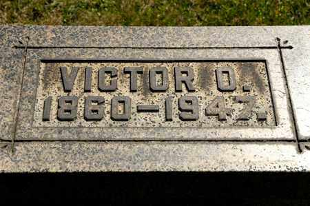 PETERS, VICTOR O - Richland County, Ohio | VICTOR O PETERS - Ohio Gravestone Photos