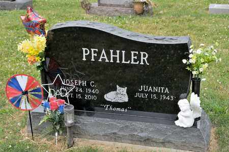 PFAHLER, JOSEPH C - Richland County, Ohio | JOSEPH C PFAHLER - Ohio Gravestone Photos