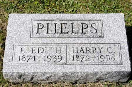 PHELPS, HARRY G - Richland County, Ohio | HARRY G PHELPS - Ohio Gravestone Photos
