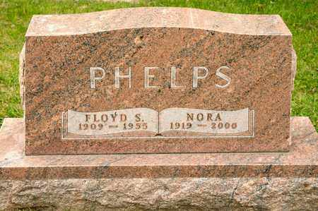 PHELPS, NORA - Richland County, Ohio | NORA PHELPS - Ohio Gravestone Photos