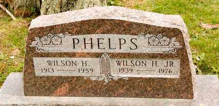 PHELPS, WILSON H - Richland County, Ohio | WILSON H PHELPS - Ohio Gravestone Photos