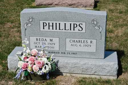 PHILLIPS, BEDA M - Richland County, Ohio | BEDA M PHILLIPS - Ohio Gravestone Photos