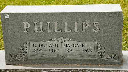 PHILLIPS, MARGARET E - Richland County, Ohio | MARGARET E PHILLIPS - Ohio Gravestone Photos