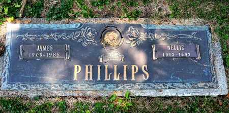 PHILLIPS, JAMES - Richland County, Ohio | JAMES PHILLIPS - Ohio Gravestone Photos