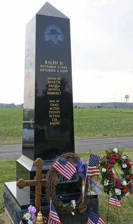 PHILLIPS, RALPH H - Richland County, Ohio | RALPH H PHILLIPS - Ohio Gravestone Photos