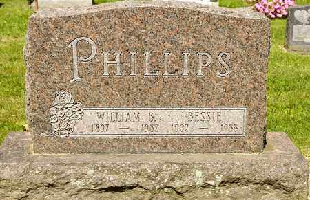PHILLIPS, BESSIE - Richland County, Ohio | BESSIE PHILLIPS - Ohio Gravestone Photos