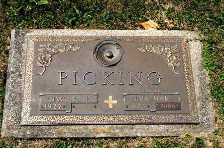 PICKING, EVA MAE - Richland County, Ohio | EVA MAE PICKING - Ohio Gravestone Photos