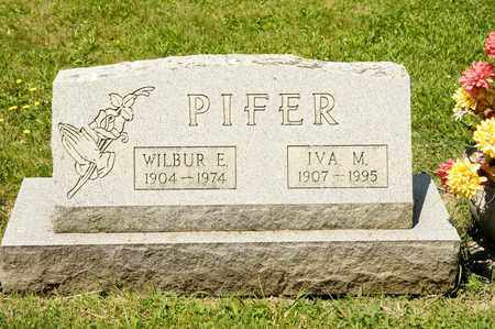 PIFER, IVA M - Richland County, Ohio | IVA M PIFER - Ohio Gravestone Photos
