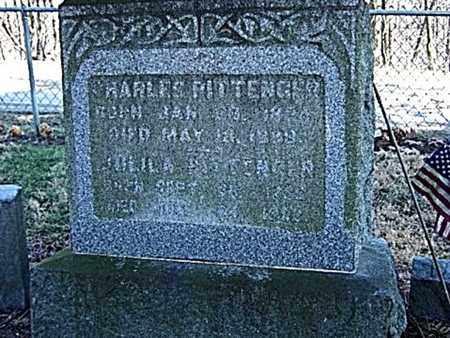 PITTENGER, CHARLES - Richland County, Ohio | CHARLES PITTENGER - Ohio Gravestone Photos