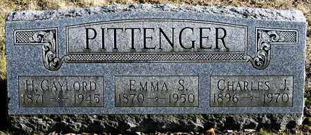 PITTENGER, EMMA S - Richland County, Ohio | EMMA S PITTENGER - Ohio Gravestone Photos