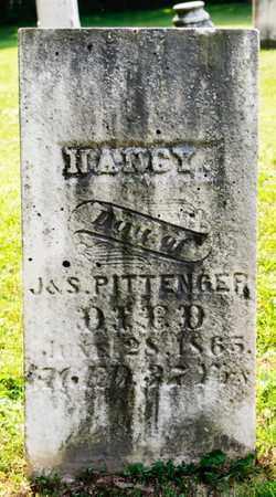 PITTENGER, NANCY - Richland County, Ohio | NANCY PITTENGER - Ohio Gravestone Photos