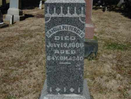 PITTENGER, SAMUEL - Richland County, Ohio | SAMUEL PITTENGER - Ohio Gravestone Photos