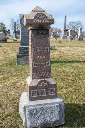 BUCKINGHAM PITTS, MARY - Richland County, Ohio | MARY BUCKINGHAM PITTS - Ohio Gravestone Photos