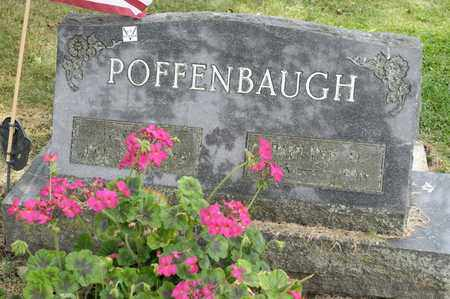 POFFENBAUGH, PAULINE D - Richland County, Ohio | PAULINE D POFFENBAUGH - Ohio Gravestone Photos