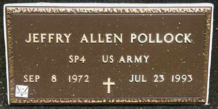 POLLOCK, JEFFRY ALLEN - Richland County, Ohio | JEFFRY ALLEN POLLOCK - Ohio Gravestone Photos
