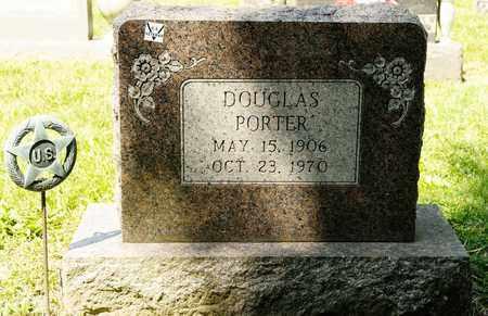 PORTER, DOUGLAS - Richland County, Ohio | DOUGLAS PORTER - Ohio Gravestone Photos