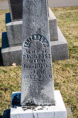 POST, ELIZABETH - Richland County, Ohio | ELIZABETH POST - Ohio Gravestone Photos