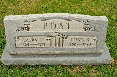 POST, LAURA U - Richland County, Ohio | LAURA U POST - Ohio Gravestone Photos