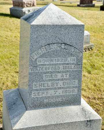 POWERS, PIERSE - Richland County, Ohio | PIERSE POWERS - Ohio Gravestone Photos