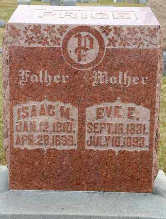 PRICE, ISAAC M - Richland County, Ohio | ISAAC M PRICE - Ohio Gravestone Photos