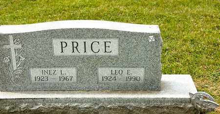PRICE, INEZ L - Richland County, Ohio | INEZ L PRICE - Ohio Gravestone Photos