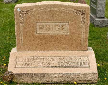 PRICE, LEO EDWARD - Richland County, Ohio | LEO EDWARD PRICE - Ohio Gravestone Photos