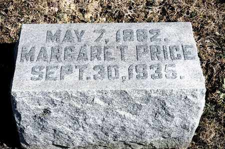 PRICE, MARGARET - Richland County, Ohio | MARGARET PRICE - Ohio Gravestone Photos