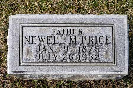 PRICE, NEWELL M - Richland County, Ohio | NEWELL M PRICE - Ohio Gravestone Photos