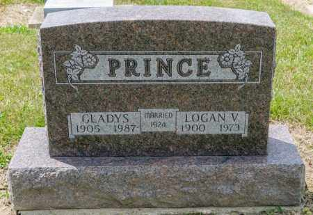 PRINCE, LOGAN V - Richland County, Ohio | LOGAN V PRINCE - Ohio Gravestone Photos