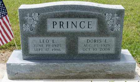 PRINCE, DORIS E - Richland County, Ohio | DORIS E PRINCE - Ohio Gravestone Photos