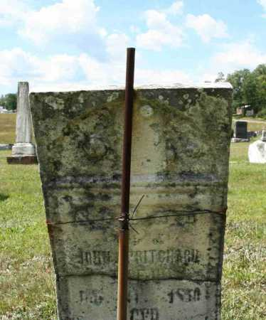 PRITCHARD, JOHN - Richland County, Ohio | JOHN PRITCHARD - Ohio Gravestone Photos