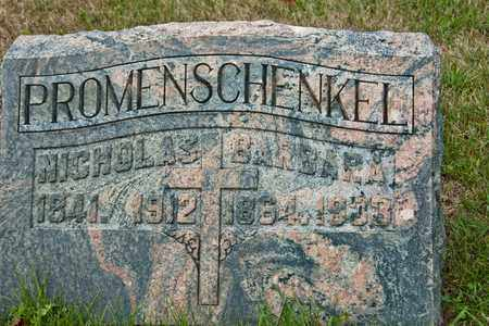 PROMENSCHENKEL, NICHOLAS - Richland County, Ohio | NICHOLAS PROMENSCHENKEL - Ohio Gravestone Photos