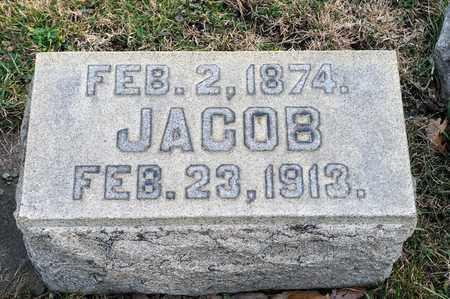 PROMENSHENKEL, JACOB - Richland County, Ohio | JACOB PROMENSHENKEL - Ohio Gravestone Photos