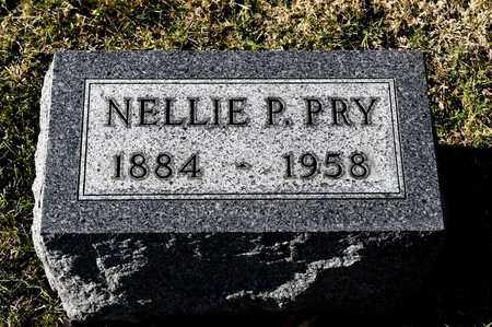 PRY, NELLIE P - Richland County, Ohio | NELLIE P PRY - Ohio Gravestone Photos