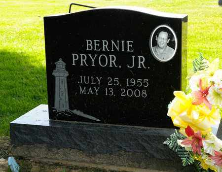 PRYOR JR, BERNIE - Richland County, Ohio | BERNIE PRYOR JR - Ohio Gravestone Photos