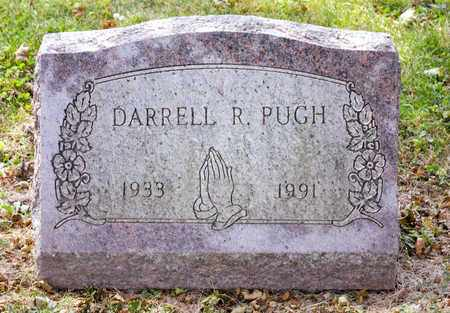 PUGH, DARRELL R - Richland County, Ohio | DARRELL R PUGH - Ohio Gravestone Photos