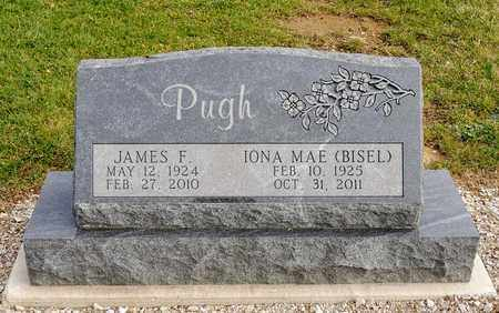 BISEL PUGH, IONA MAE - Richland County, Ohio | IONA MAE BISEL PUGH - Ohio Gravestone Photos